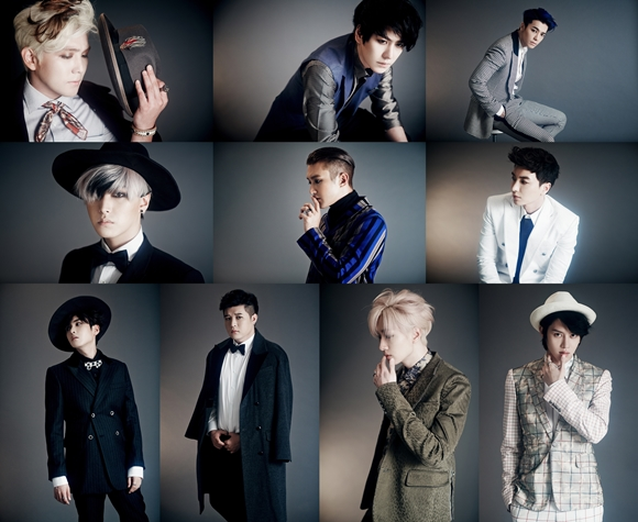SUPER JUNIORの写真