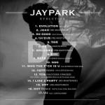 パク・ジェボム、2ndアルバム「EVOLUTION」のトラックリストを公開!