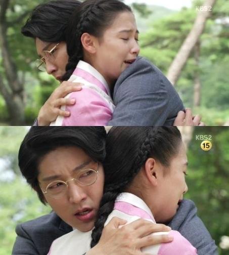 ドラマ「朝鮮ガンマン」の写真