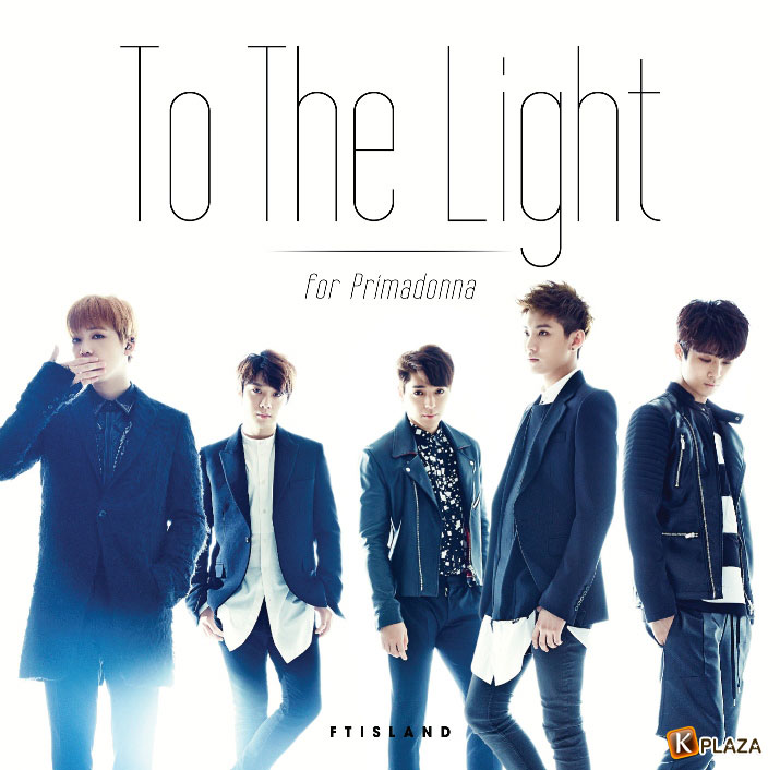 FTISLAND_To-The-LightPrimadonna盤