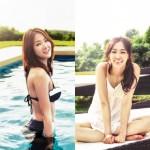 SISTAR(シスター)ソユ&ダソム、オール・サイパンロケのアルバム写真を公開!