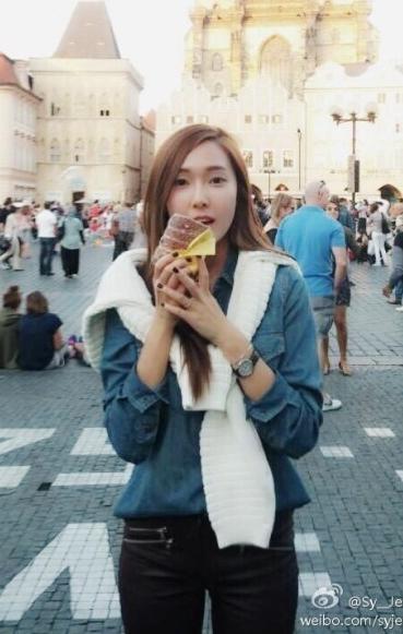 少女時代ジェシカの写真