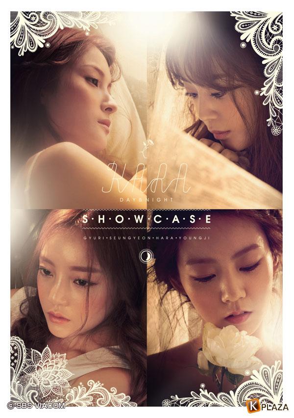 KARA-DAY&NIGHT-SHOWCASE-DVD