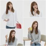 コン・ヒョジン、専属モデルの広告撮影現場を公開!!「爽やかな笑顔」