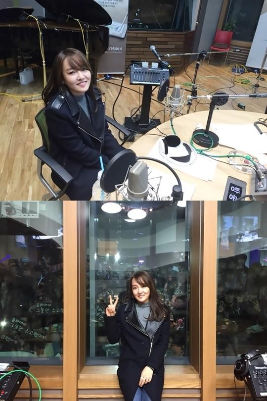 ユンナの写真
