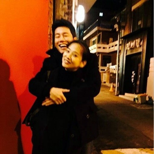 キム・ムヨル&ユン・スンアの写真