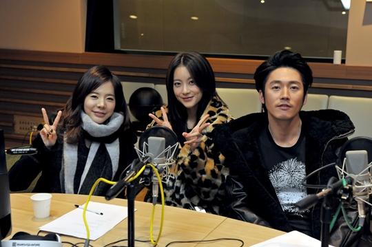 「サニーのFMデート」サニー&オ・ヨンソ&チャン・ヒョクの写真
