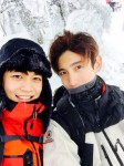 東方神起チャンミン&SHINeeミンホ、新年雪山登山でイケメンツーショット写真を公開!