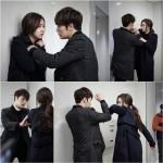 「スパイ」ジェジュン&コ・ソンヒ、トイレでの熱いアクションビハインドカットを公開!