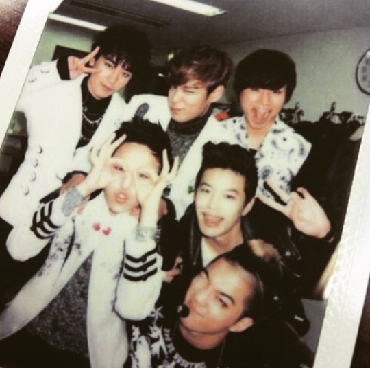 BIGBANG&SE7ENの写真