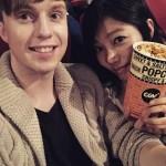 外国人タレントのジュリアン、仲良しのイ・チェヨンとのツーショット写真を公開!