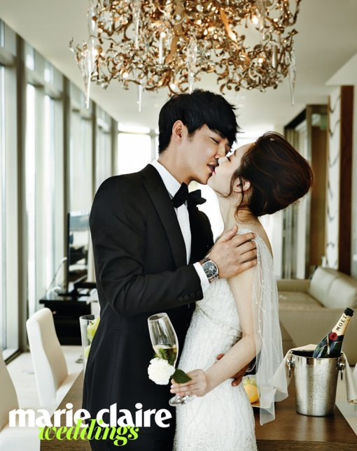 ユン・サンヒョン&MayBeeの写真