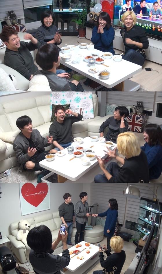 「私は一人で暮らす」チョン・ヒョンム&カンナム&ヨンファの写真
