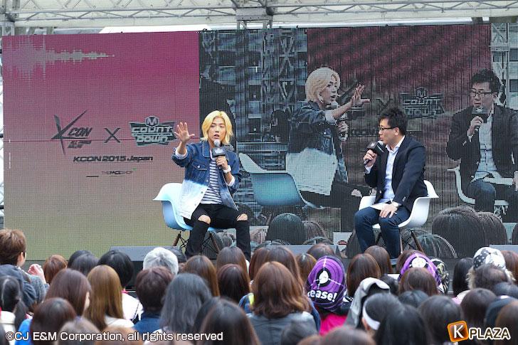 KCON-2015-Japanコンベンション_KangNam