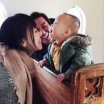 Wonder Girlsソネ、夫と愛娘の幸せな近況を写した写真を公開!!