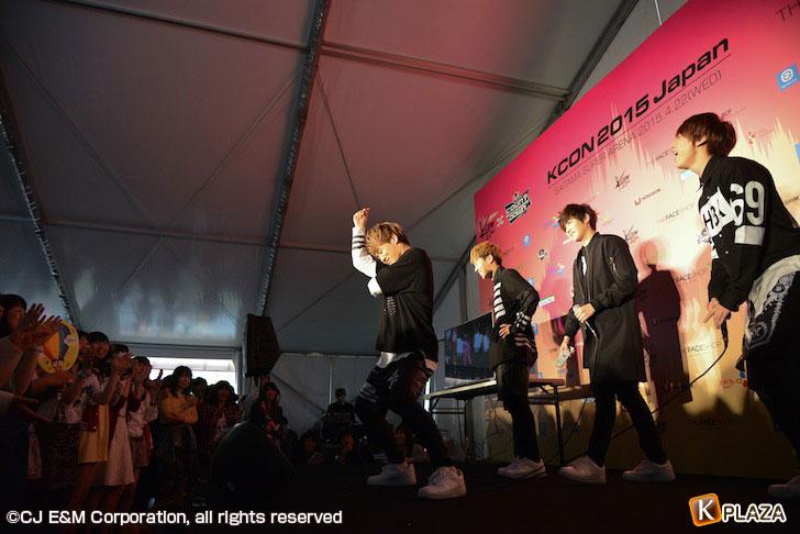 KCON-2015-Japanコンベンション_SHU-I