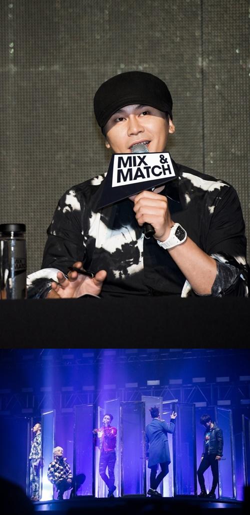 ヤン・ヒョンソク&BIGBANGの写真