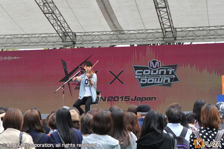 KCON-2015-Japanコンベンション_JunCurryAhn