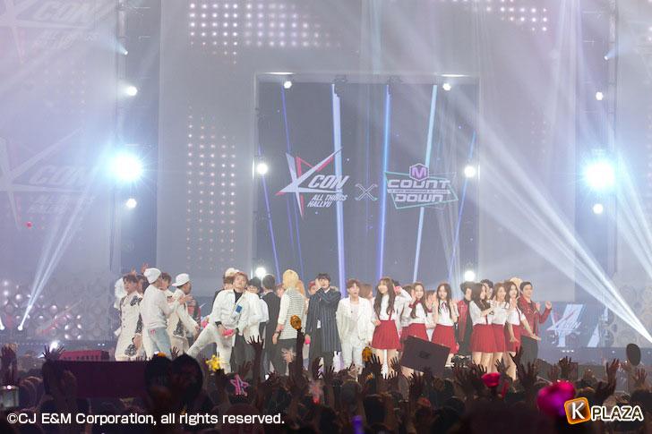 KCON-2015-Japan×M-COUNTDOWN_全景(4)