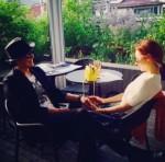 ペ・ヨンジュン、恋人パク・スジンとの写真を公開!「一生の縁に出会ったことを感謝している」