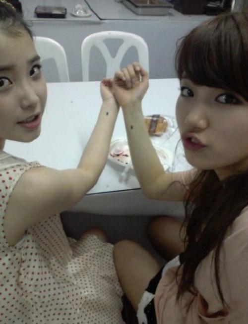 IU&miss Aスジの写真