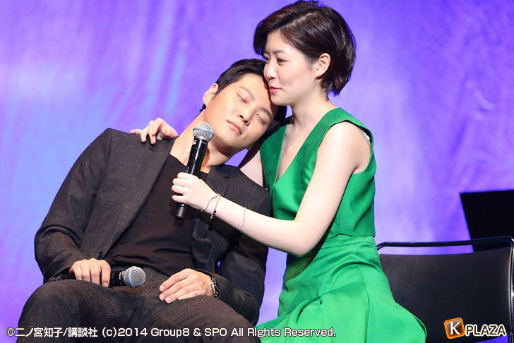 チュウォンとシム・ウンギョン_B1682