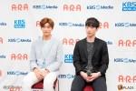 パク・ヒョンシク(ZE:A)ソ・ガンジュン(5urprise)ドラマ「家族なのにどうして?」記者会見オフィシャルフォトレポート