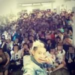ミュージカル俳優デビューSE7EN、初公演終了後ファンたちと一緒に撮った写真を公開!
