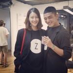 トップモデルのイ・ヒョニ、ユ・アインとの和気あいあいとしたツーショット写真を公開!!