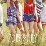 Apink、7月にカムバックを予告!!夏らしい爽やかな予告イメージ公開で注目集まる!!