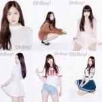 GFRIEND、ファッション誌「Oh Boy!」で清涼感あふれる少女の魅力を披露!!