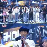 「SHOW CHAMPION」EXO、新曲「LOVE ME RIGHT」で2週連続1位に!
