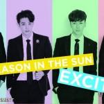 EXCITE、約2か月間に渡る日本でのLIVE活動決定!