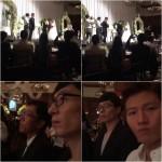 godパク・チュニョンの非公開&豪華結婚式写真が公開!多くの芸能人仲間が祝福!