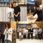 KBS新ドラマ「君を憶えてる」、ソ・イングク&チャン・ナラなど番組のヒット祈願!!
