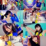 AOA、新曲「胸キュン」のMV&ティーザー映像を相次いで公開!ロッカールームでラクロスユニフォーム!