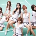 AOA、新曲「胸キュン」が6つの音楽サイトでリアルタイムチャート1位に!!