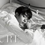 FTISLANDイ・ジェジン、韓国雑誌SURE7月号で雰囲気たっぷりのグラビアを飾る!