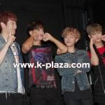 超新星グァンス、Block Bユグォン、Apeaceソンホ、ヨンウク「RUN TO YOU~Street Life~」囲み会見フォト&動画レポート!