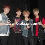 超新星グァンス、Block Bユグォン、Apeaceソンホ、ヨンウク登壇!「RUN TO YOU~Street Life~」囲み会見 取材レポート!