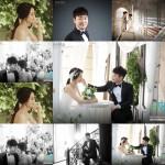 トロット歌手パク・ヒョンビン、4歳年下の美しい花嫁とのウェディング写真を公開!