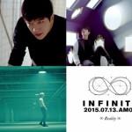 INFINITE、新曲「Bad」MVティーザー映像をサプライズ公開!!
