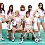 AOAが、初の単独ライブとなるファンクラブ発足式を開催!韓国で1位爆走中の新曲『胸キュン』を日本で初パフォーマンス