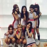 AOAが新曲『胸キュン』で、韓国音楽番組2冠達成!