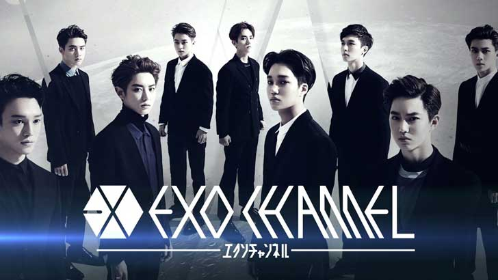 EXO-CHANNEL3