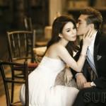 チン・テヒョン&パク・シウン、7月末に結婚!ウェディング写真も公開!!