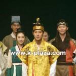 ソンモ(超新星)主演は今回でラスト! 韓国ミュージカル 『太陽を抱く月』開幕!