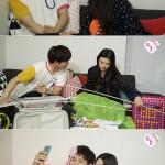 BTOBソンジェ&Red Velvetジョイ、新居を飾り付け 天蓋づくりで苦戦する!