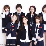 韓国ガールズグループ「7学年1班」のプロフィール