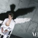 JYJジュンス、雑誌「VOGUE」の神秘的なグラビア写真が話題に!